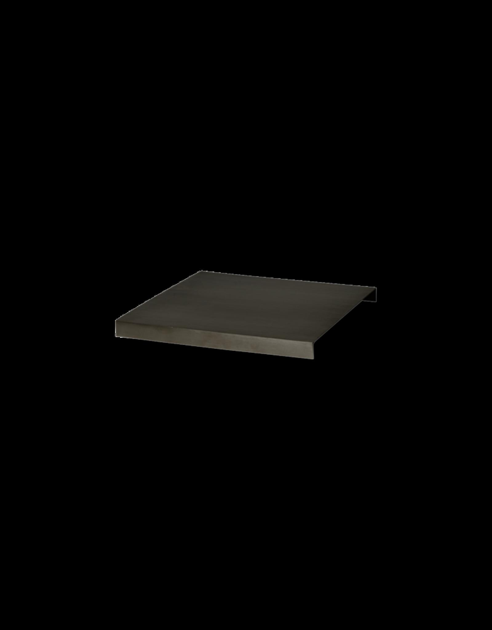 Ferm Living tray Plantbox L zwart