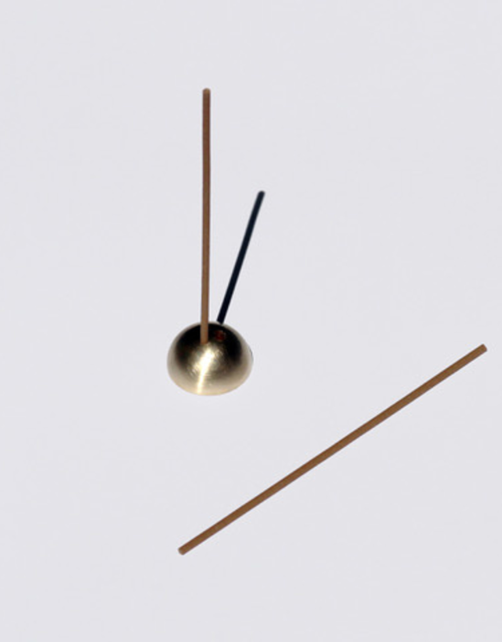 Ume - Collection Dome incense houder goud