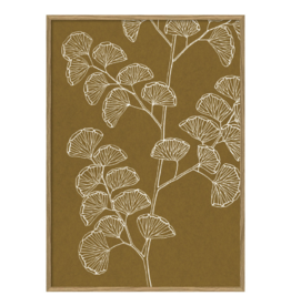 The Dybdahl & Co Poster 'Ferns |||'