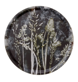 Pernille Folcarelli Serving tray Grass round 38cm