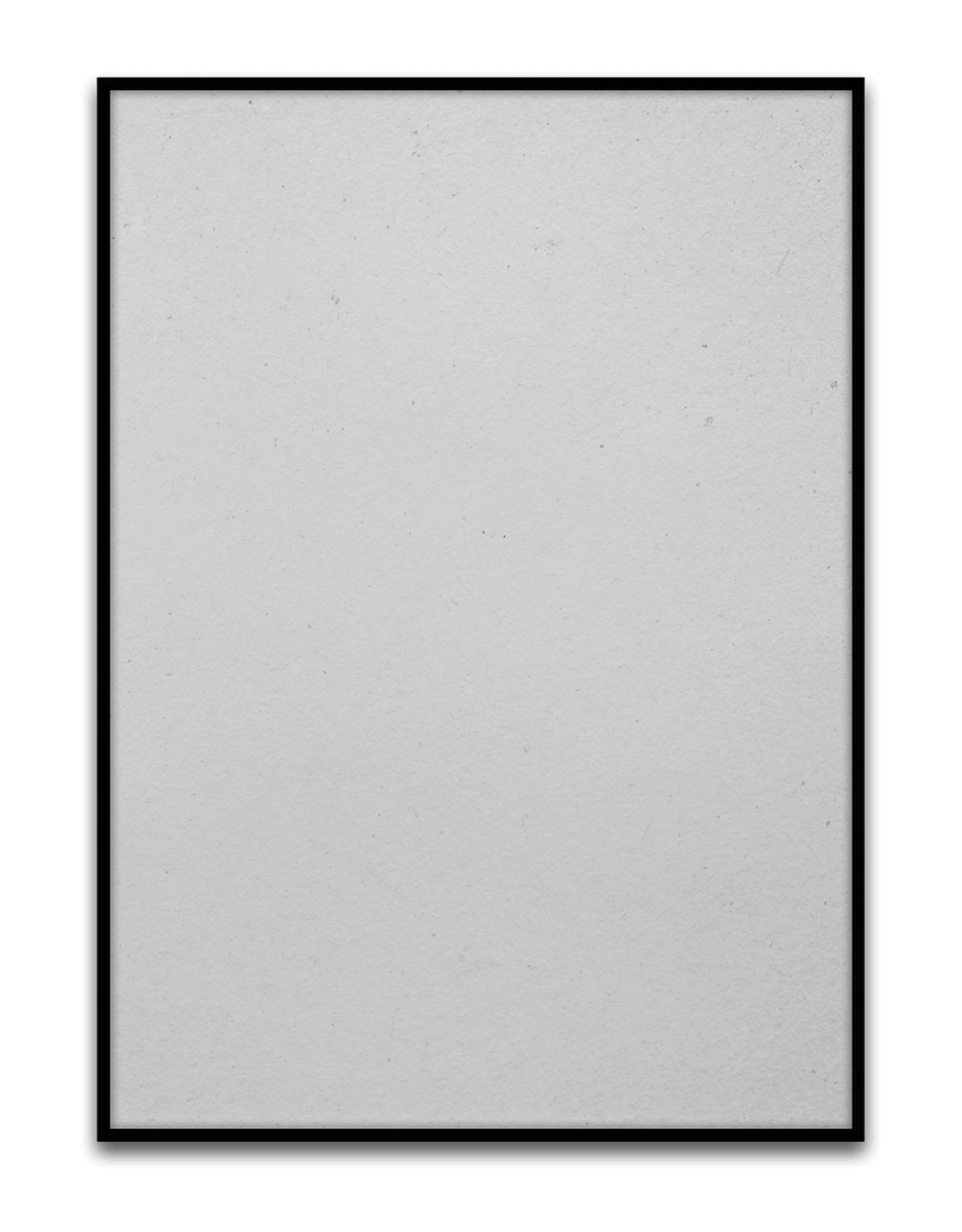 Paper Collective Frame zwart aluminium
