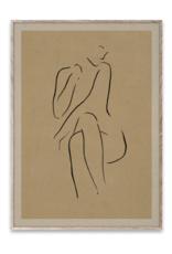 "Paper Collective ""Grace I"" by Lemon"