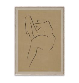 "Paper Collective ""Grace II"" by Lemon"