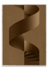 "Paper Collective ""The Serpentine"" By Note Design Studio 30x40cm"