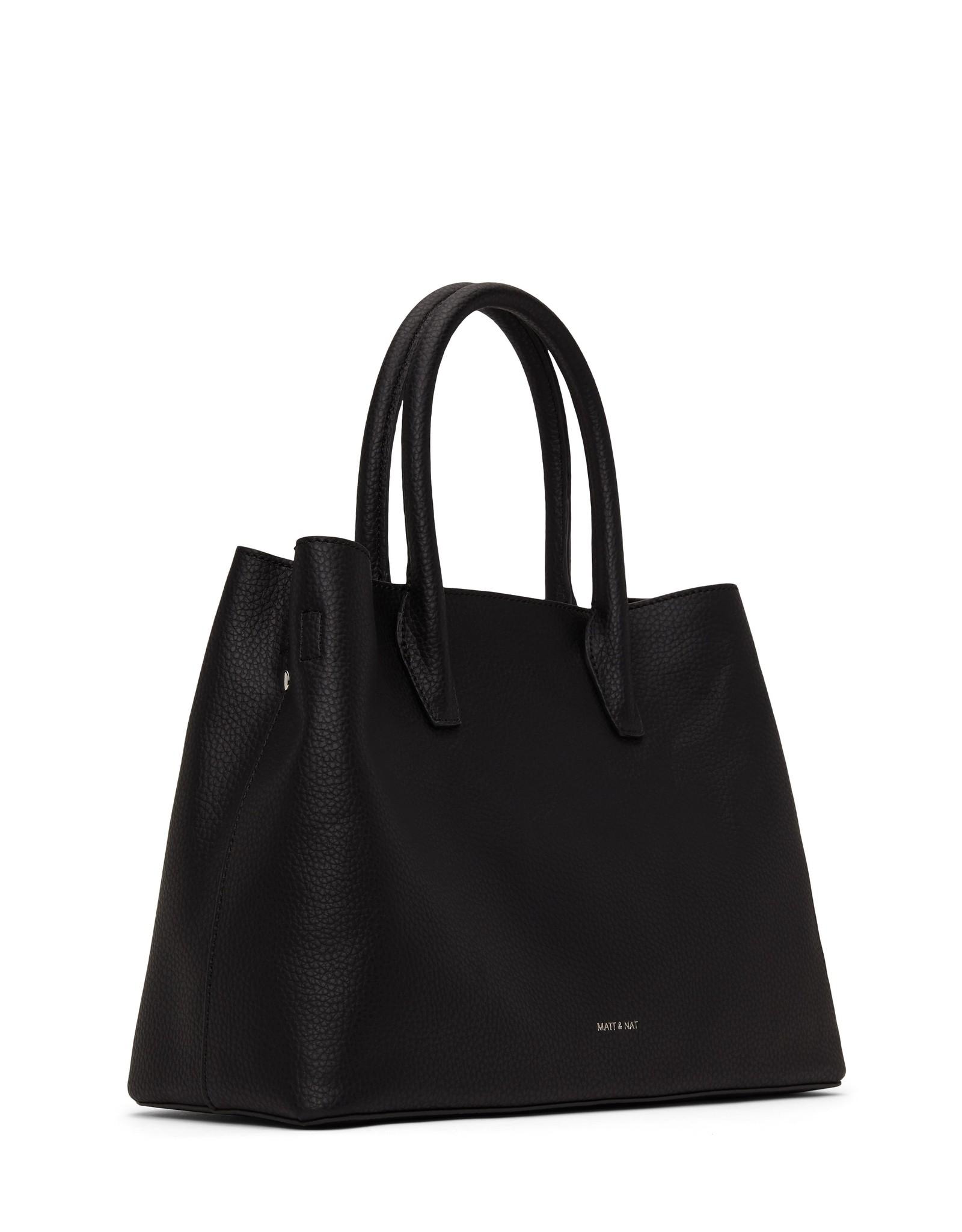 Matt&Natt Kristasm  bag  -  Black