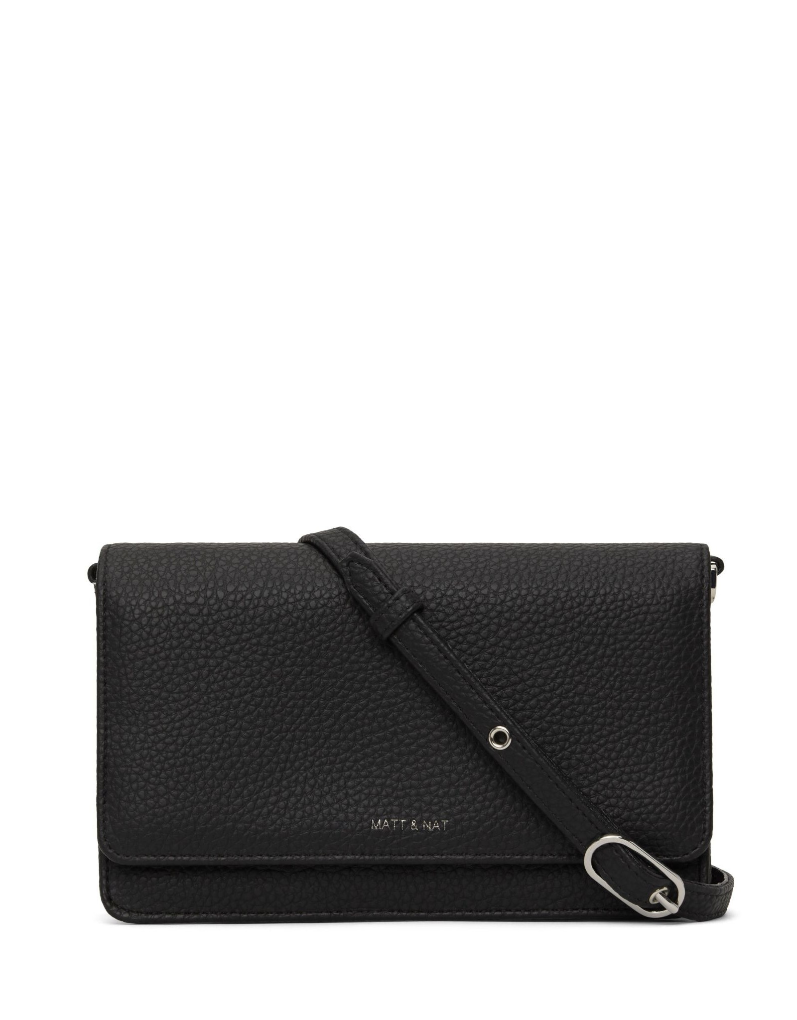 Matt&Natt Bee crossbody - Zwart