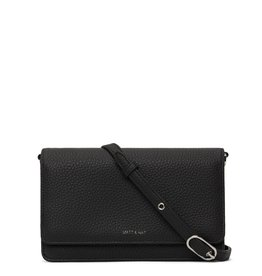 Matt&Natt Bee crossbody - Black
