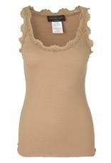 Rosemunde Iconic Silk Top Zijde