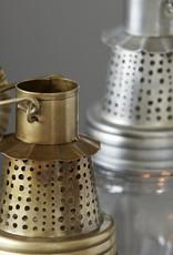 House Doctor Lantaarn brass 'Fhia' smal