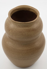 House Doctor Vase ' Juno' camel  L