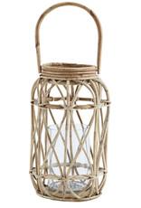 Madam Stoltz Bamboo lantaarn 20x35cm