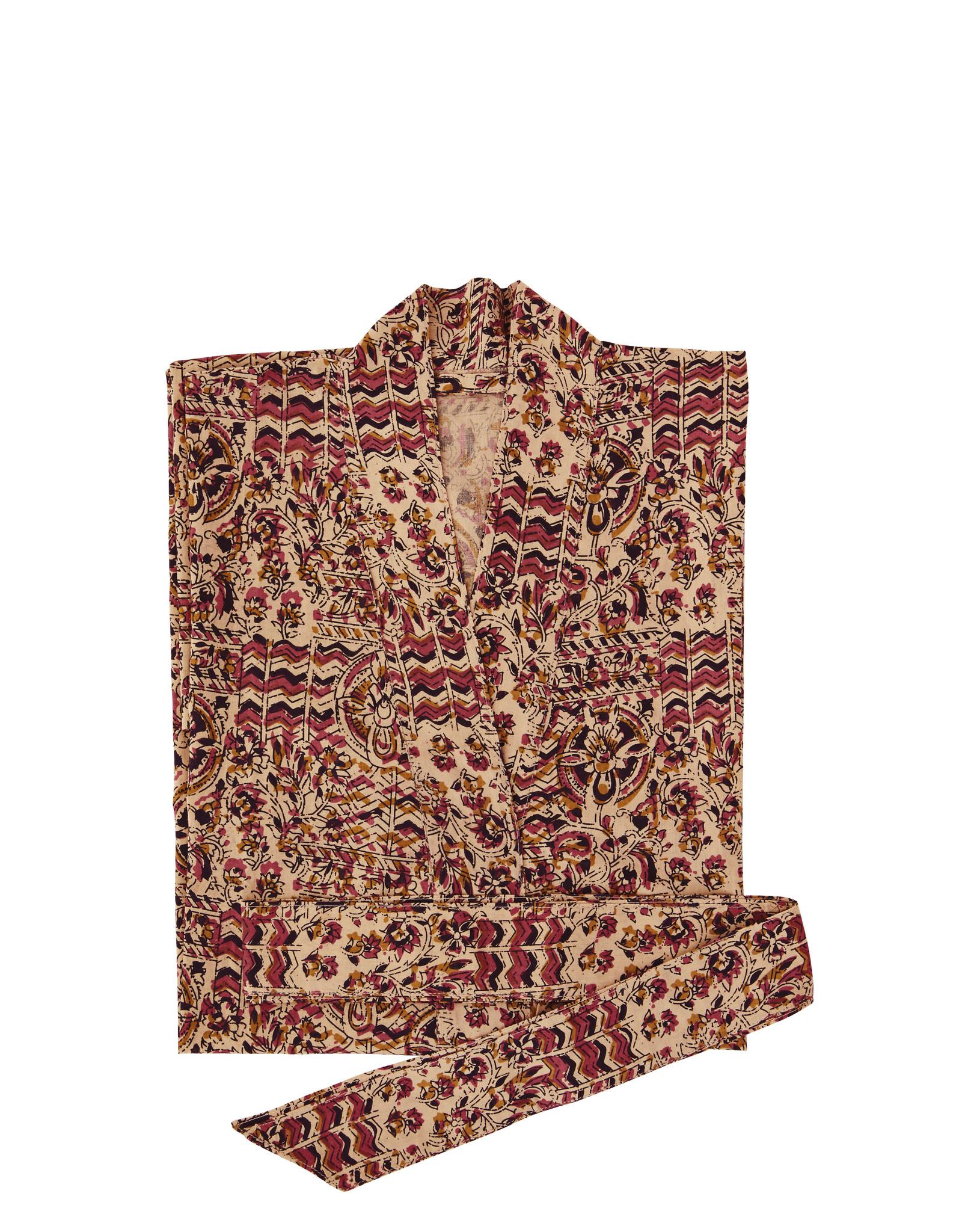 Madam Stoltz Kimono katoen