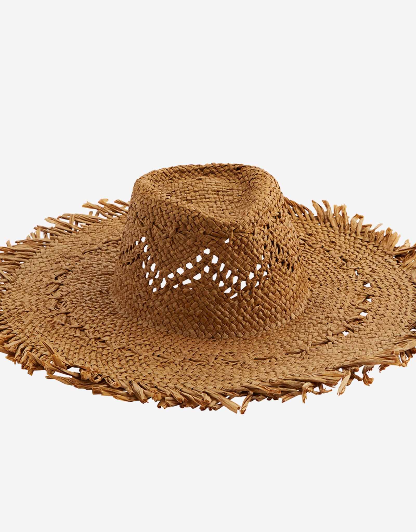 Madam Stoltz Paperrope hoed