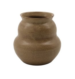 House Doctor Vase ' Juno' camel S