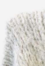 Inti Knitwear cardigan 'Linda' silver