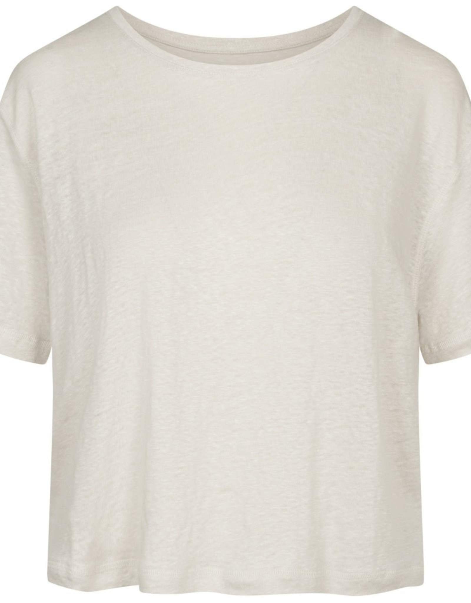 Gai&Lisva T-shirt 'Ivalo' linnen - Moonstruck