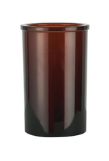 IBLaursen Tumbler brown glass
