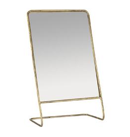 IBLaursen spiegel staand brass