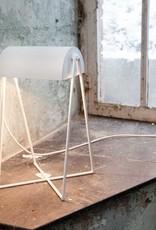 Serax tafellamp 'Sculpture' wit