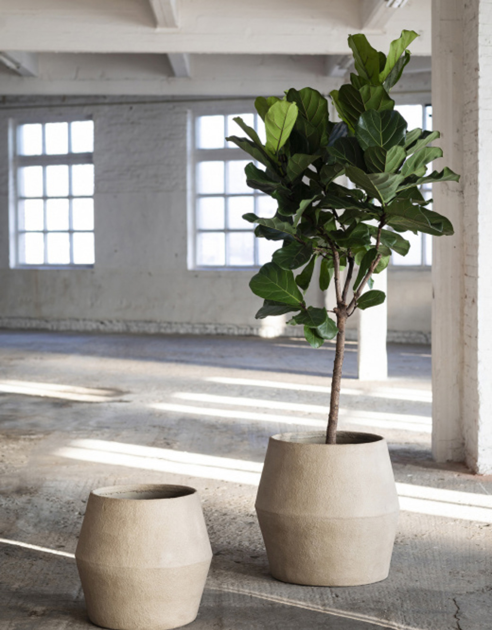 Serax pot 'Construct' by Marie Michielssen