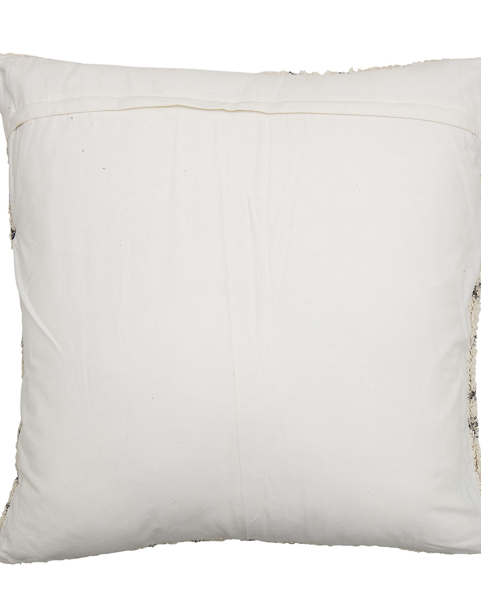 Creative Colection Nea Cushion, Grey, Cotton