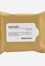 Meraki Makeup remover doekjes aloevera