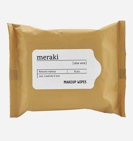 Meraki Makeup removing wipes, Aloe vera