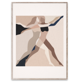 Paper Collective 'Two Dancers' Kit Agar