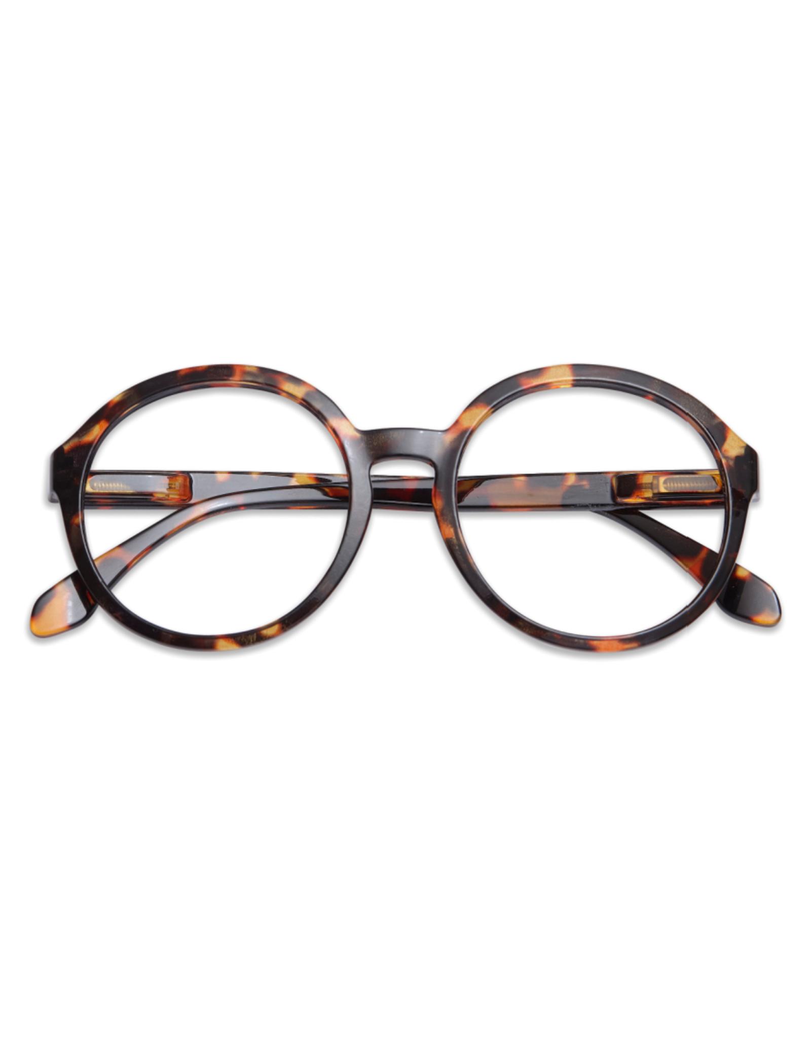Leesbril 'Diva' - Schildpad