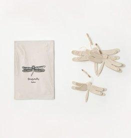 Sukha set/3 libelles loktapapier