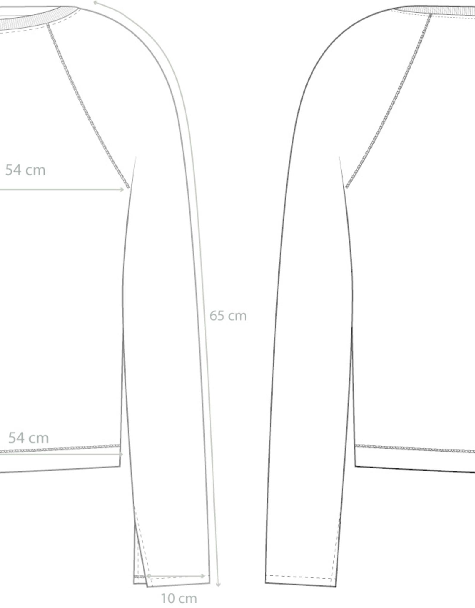 Gai&Lisva Dicte sweater - Hazy Brown