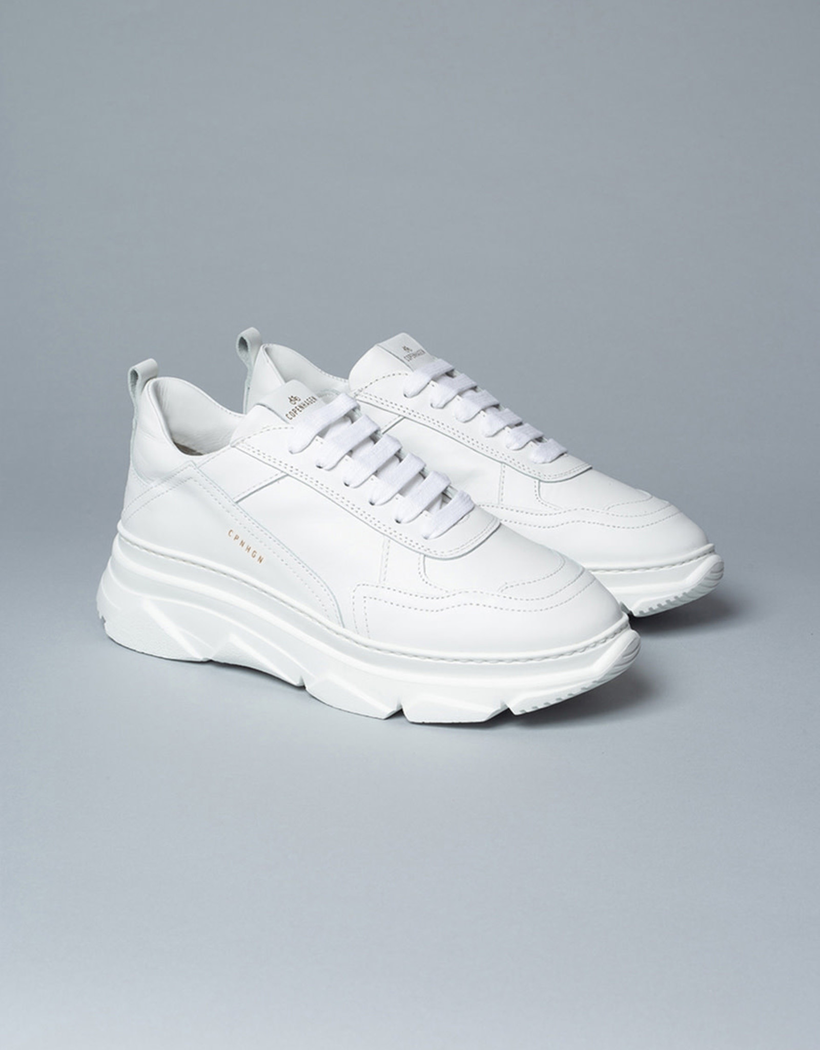 Copenhagen Studios sneaker CPH40 - Vitello white