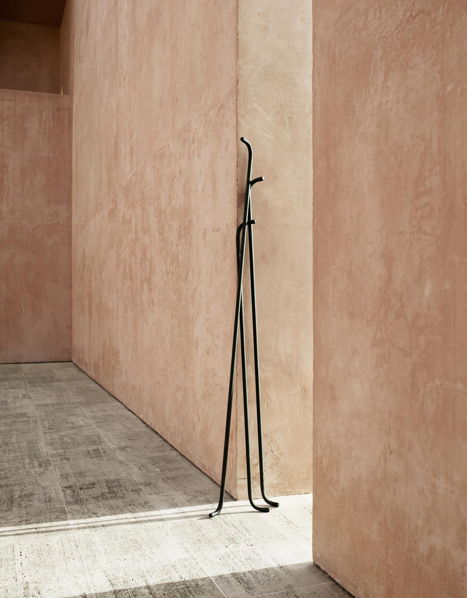 TineK Home Curtain Rod Iron - 220 cm