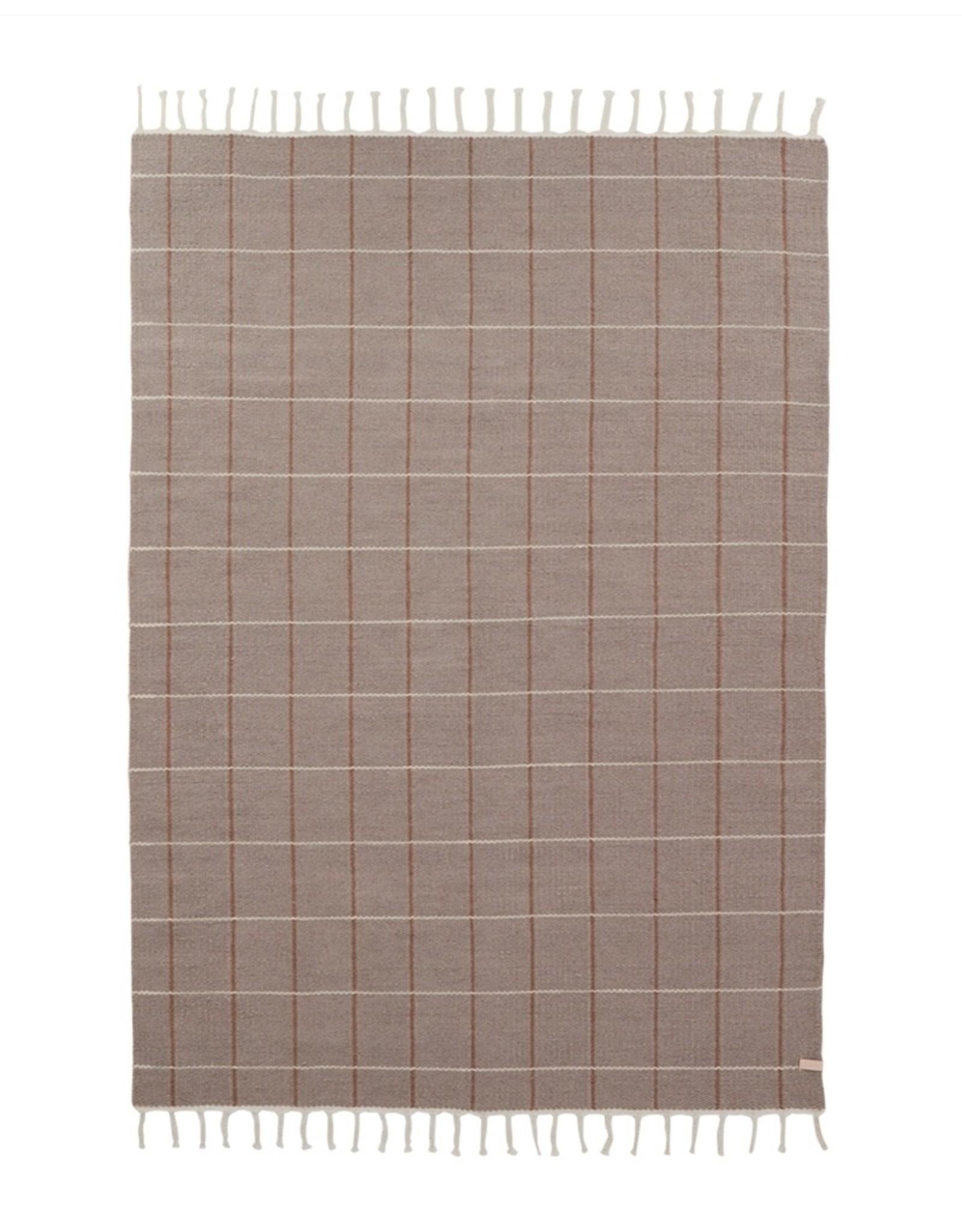 OYOY 'Grid' vloerkleed 140x200cm