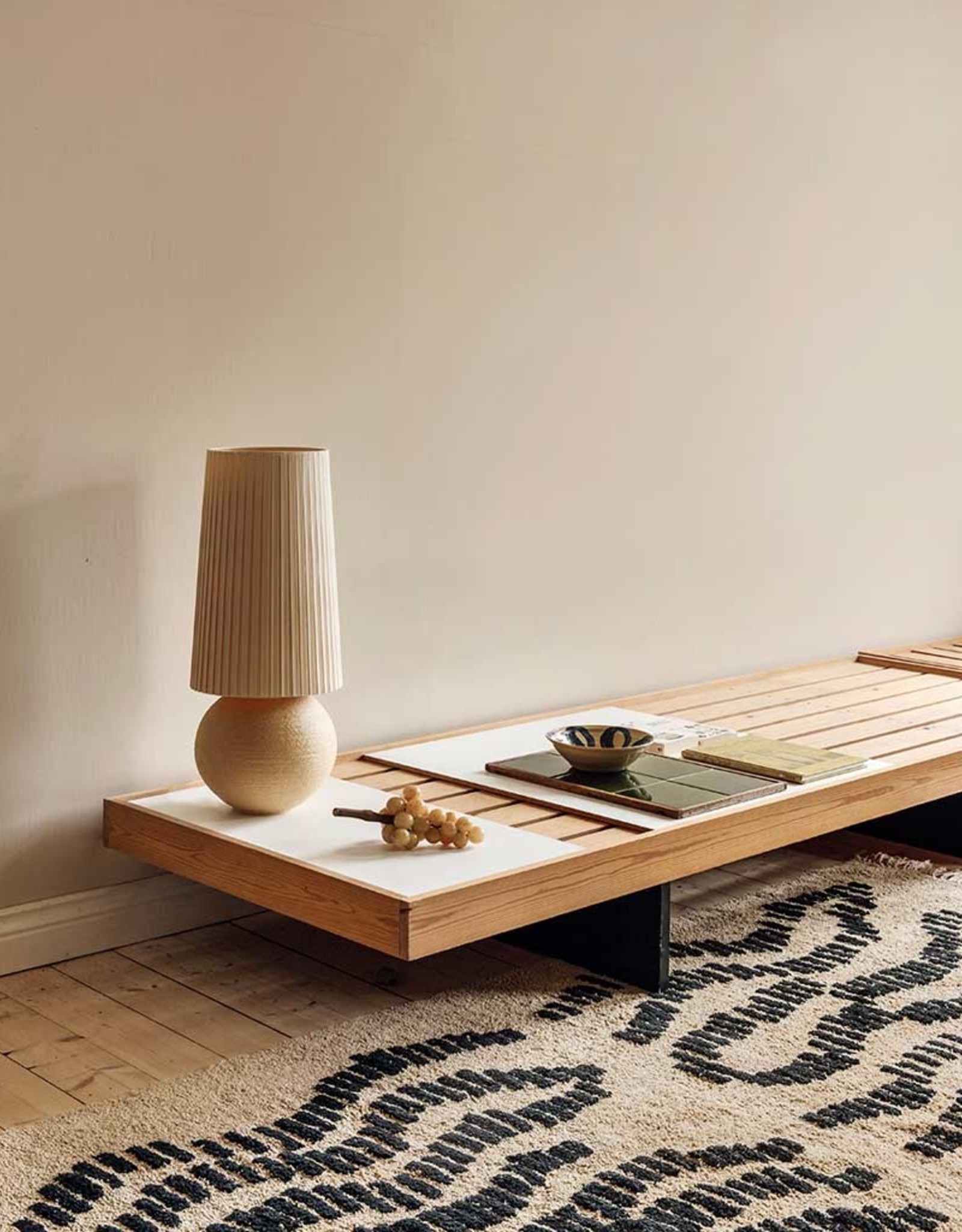 Finarte 'Dyyni' rug recycled cotton