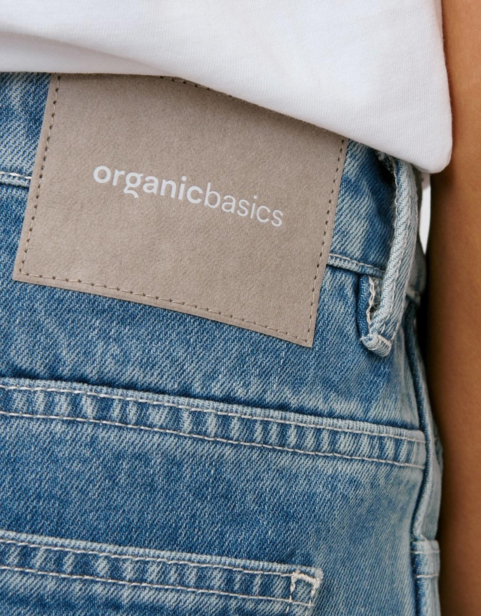 Organic Basics Circular Denim 5 Pocket - washed