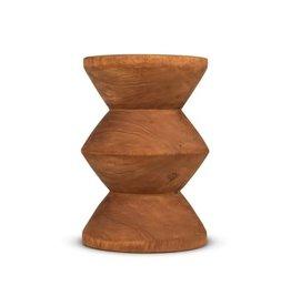 Detjer stool  'S.A.S. 003 - Suar wood