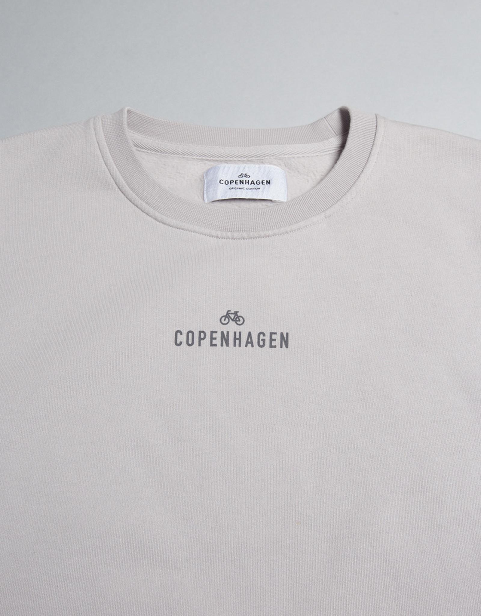 Copenhagen Studios Sweater Copenhagen - Limestone Grey