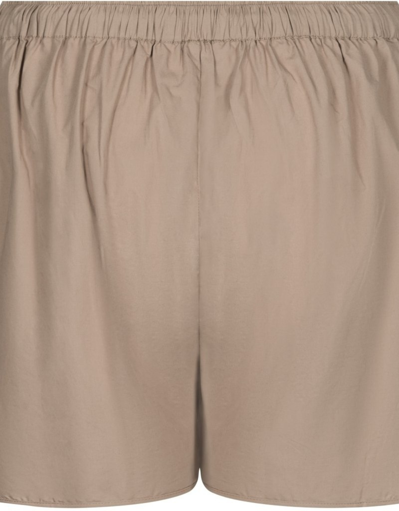 Gai&Lisva short 'Gunvor' organic cotton - hazy brown