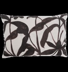Urban Nature Culture pillow 'Botanical' - linen