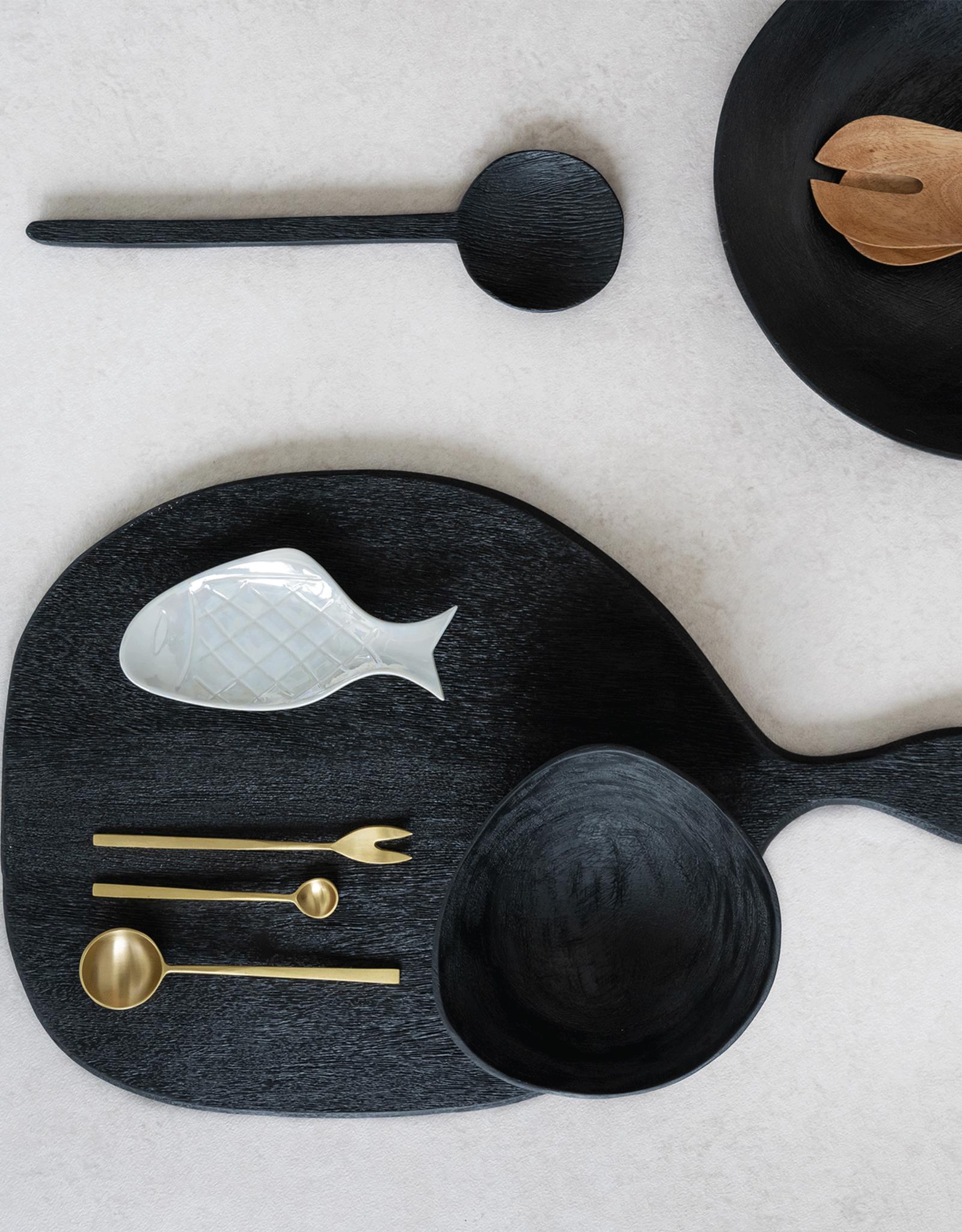 Urban Nature Culture Koffielepeltje 'Spoon' - Brass