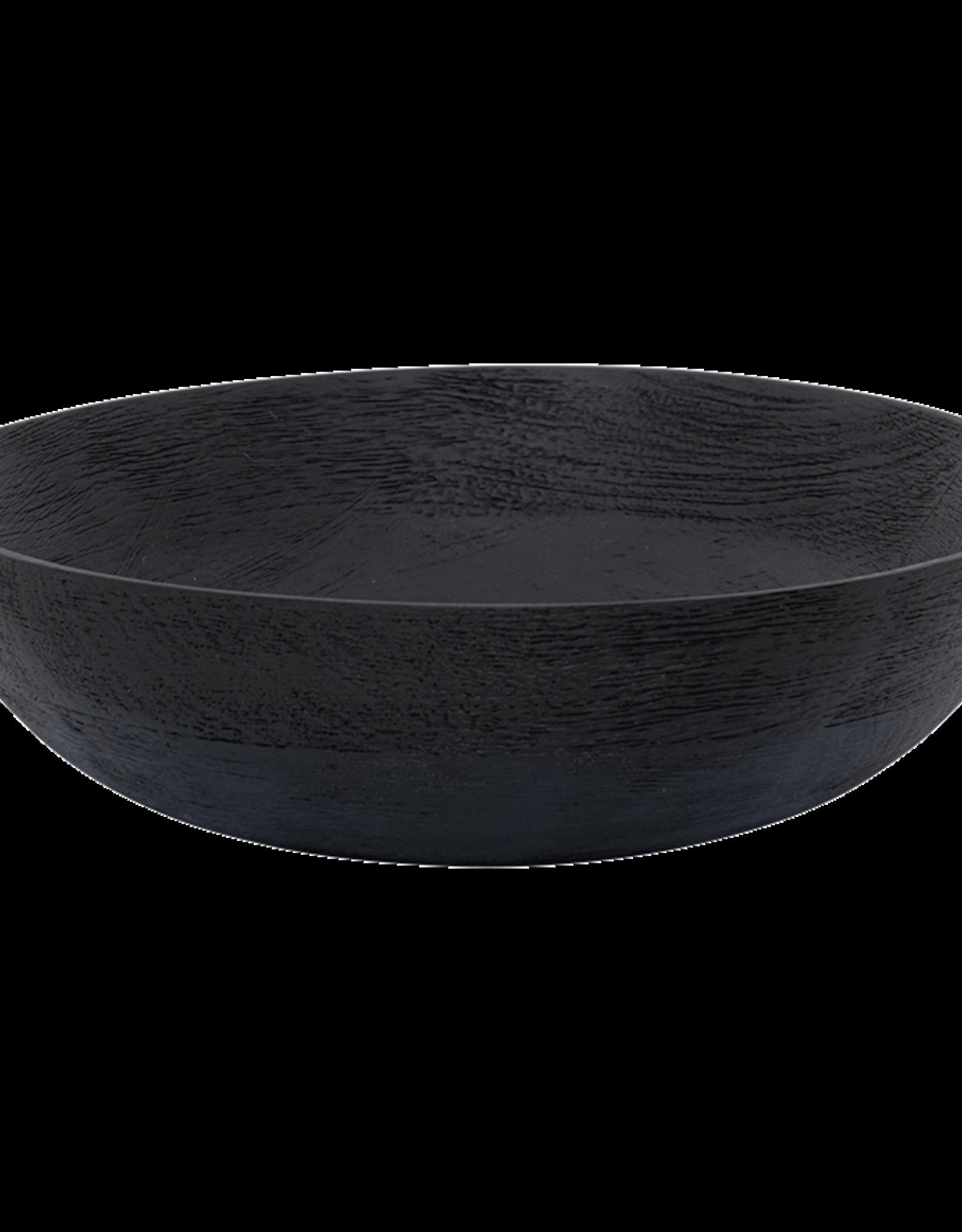 Urban Nature Culture Saladeschaal 'Bowl' - Smoked Mango Hout