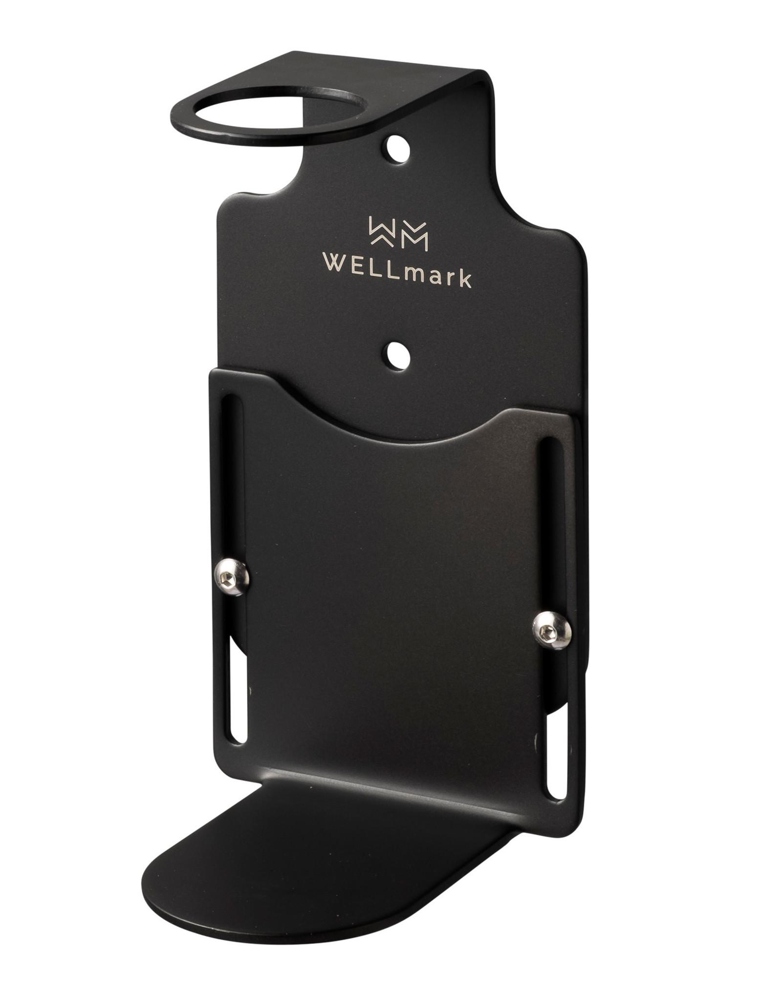 Wellmark Zeeppomphouder - Zwart