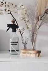 Wellmark Cleaner Spray - Helder Glas / Zwarte Dop