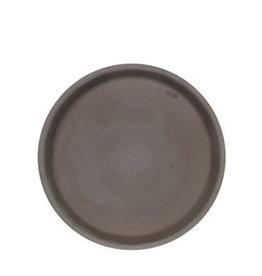 Rustik Lys onderzetter / schotel aardewerk buitenkaars