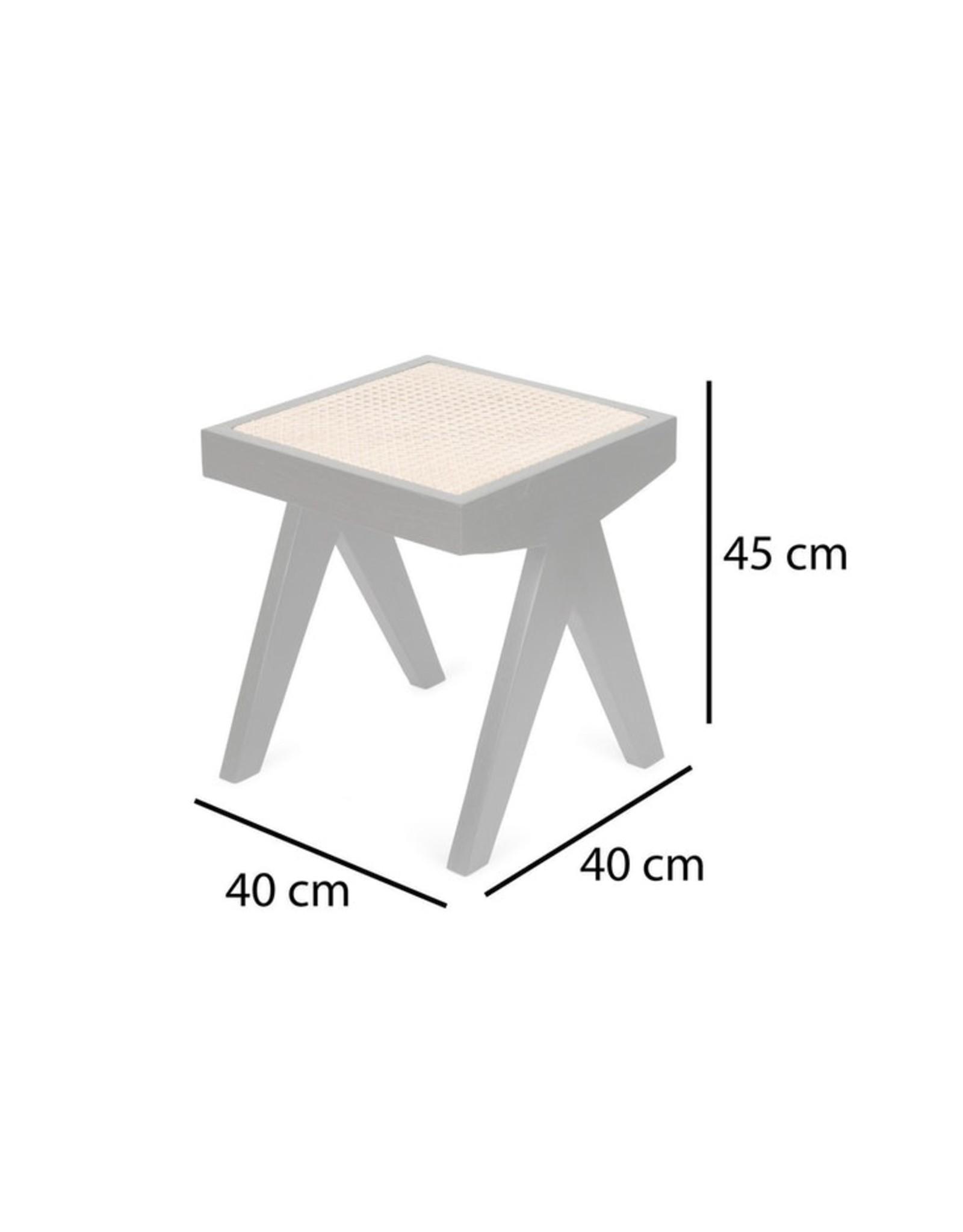 Detjer Bench / B.T.H. Flats 1 - Donkerbruin