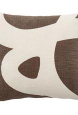 Bloomingville 'Ebrar' kussen 40 x 40cm - katoen