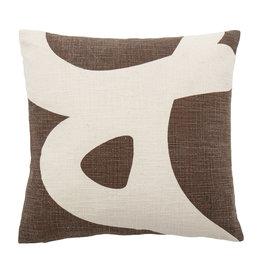 Bloomingville 'Ebrar' pillow 40 x 40cm - cotton