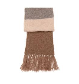 Inti Knitwear sjaal 'Tri Color' - baby alpaca
