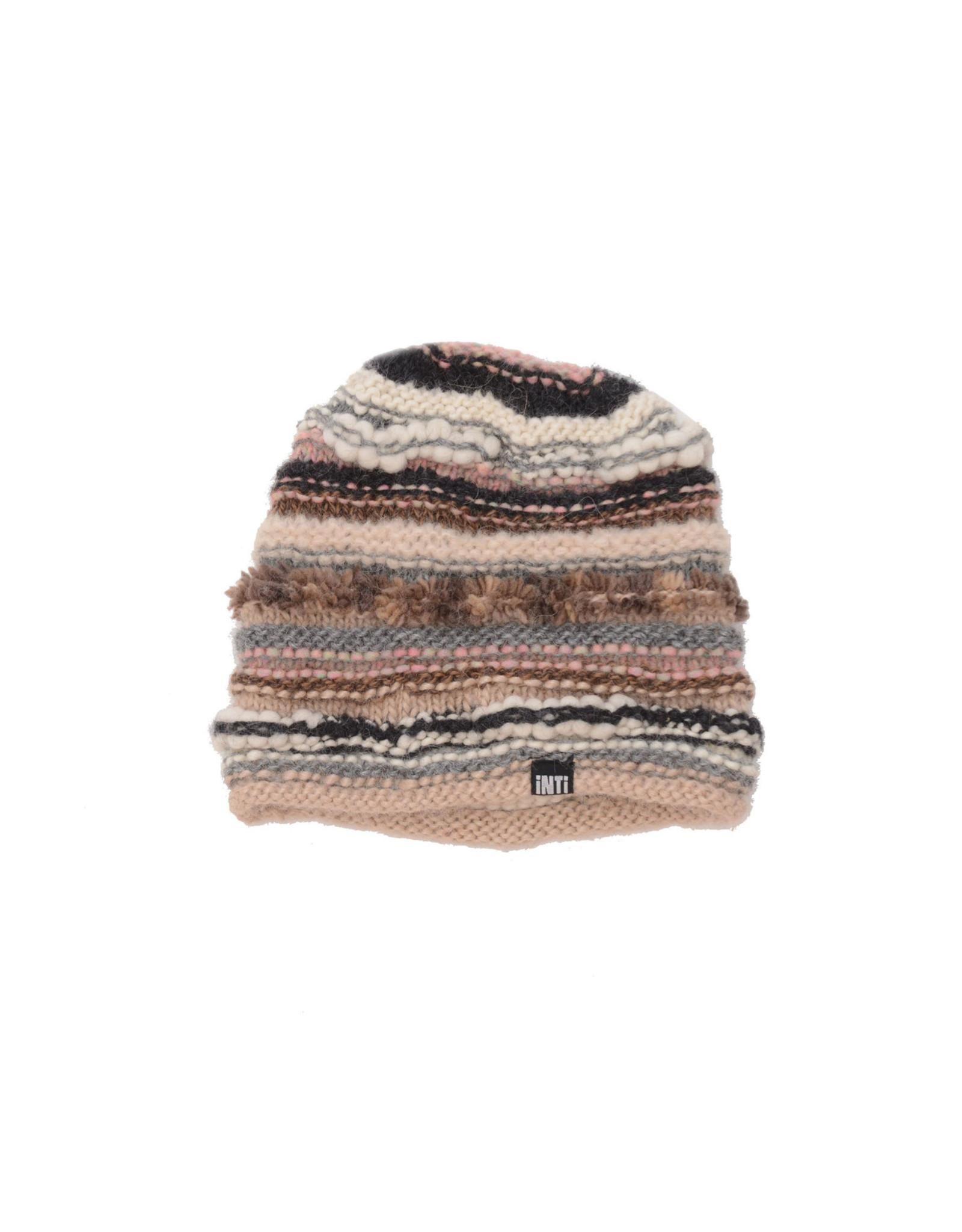 Inti Knitwear muts 'Saturn' baby alpaca